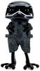 "5"" Black Trooper APO Frogs"