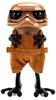 "5"" Brown Trooper APO Frog"
