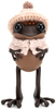 """5"""" Brown APO Frogs with Knitted Hat & Cape"""