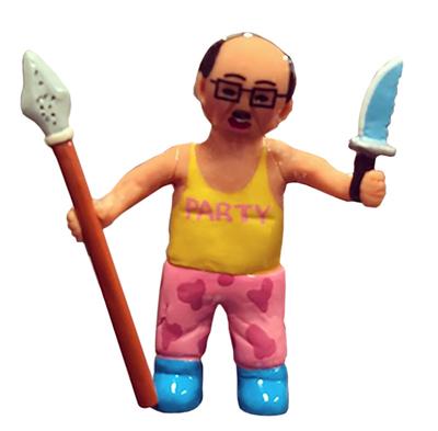 Satoshi_yamamoto_hunter_secret-dehara_yukinori-satoshi-kun-paradise_toys-trampt-337903m