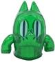 Green Ben the Ghost Cat