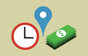 destinos, horarios y tarifas