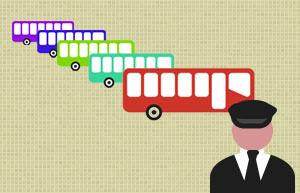 Empresas de renta de autobuses turísticos
