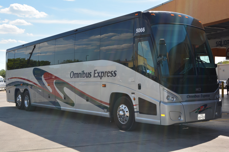 Omnibus Express Horarios y boletos
