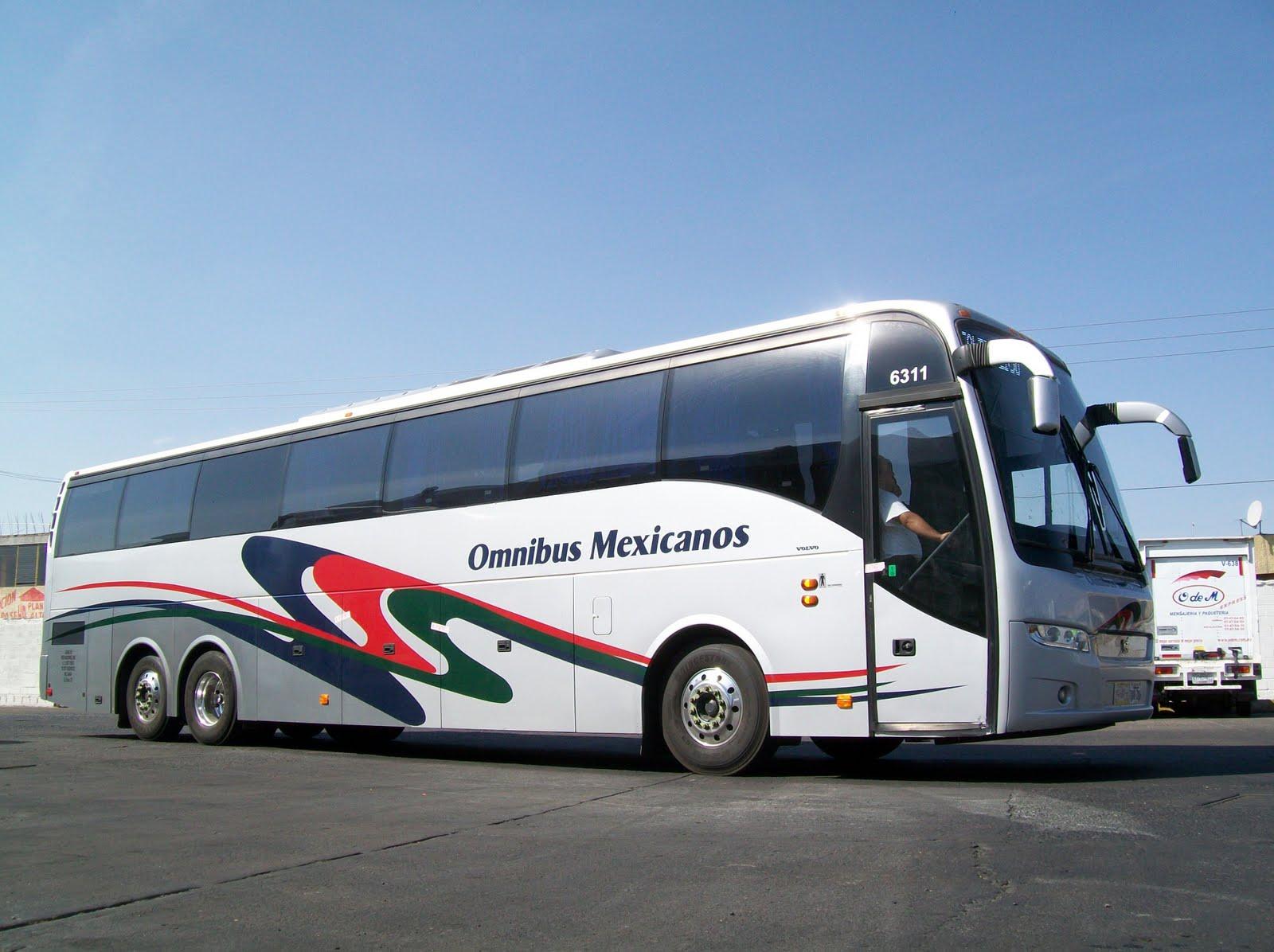 Omnibus Mexicanos - Horarios y boletos