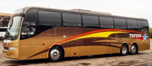 Tufesa Internacional autobuses