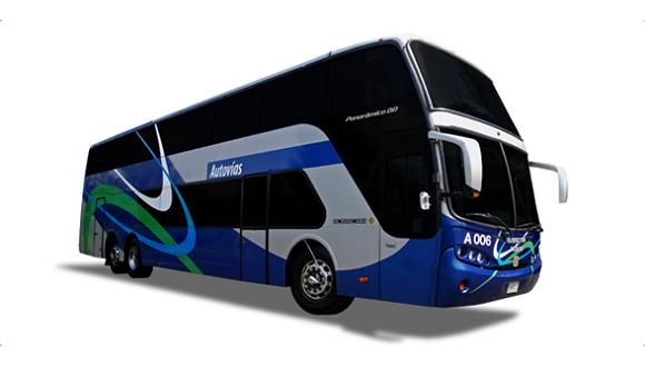 Autobus Autovías
