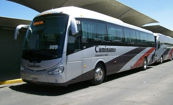 Autobus Caminante