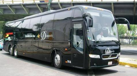 Autobus Estrella de Oro Diamante