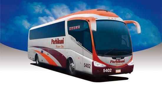 Autobus Parhikuni
