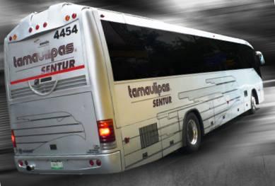 Autobus Tamaulipas
