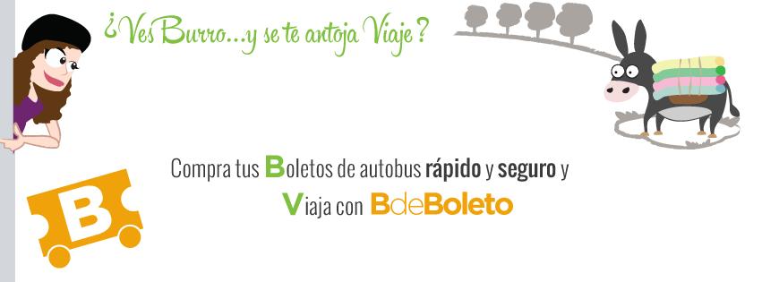 BdeBoleto - boletos de autobús