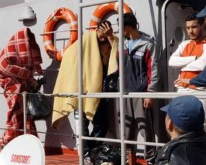 Tunisian Youth attempt to Escape to Italy