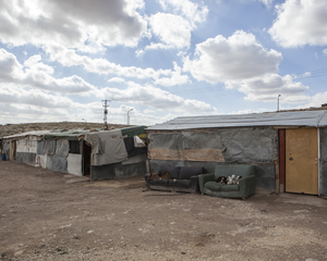 Bedouin Settlement near Israeli Housing in Danger of Expulsion (3 of 19)