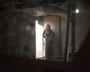 Bedouin Settlement Near Israeli Housing in Danger of Expulsion (9 of 19)