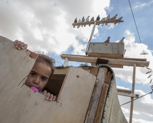 Bedouin Settlement Near Israeli Housing in Danger of Expulsion (19 of 19)