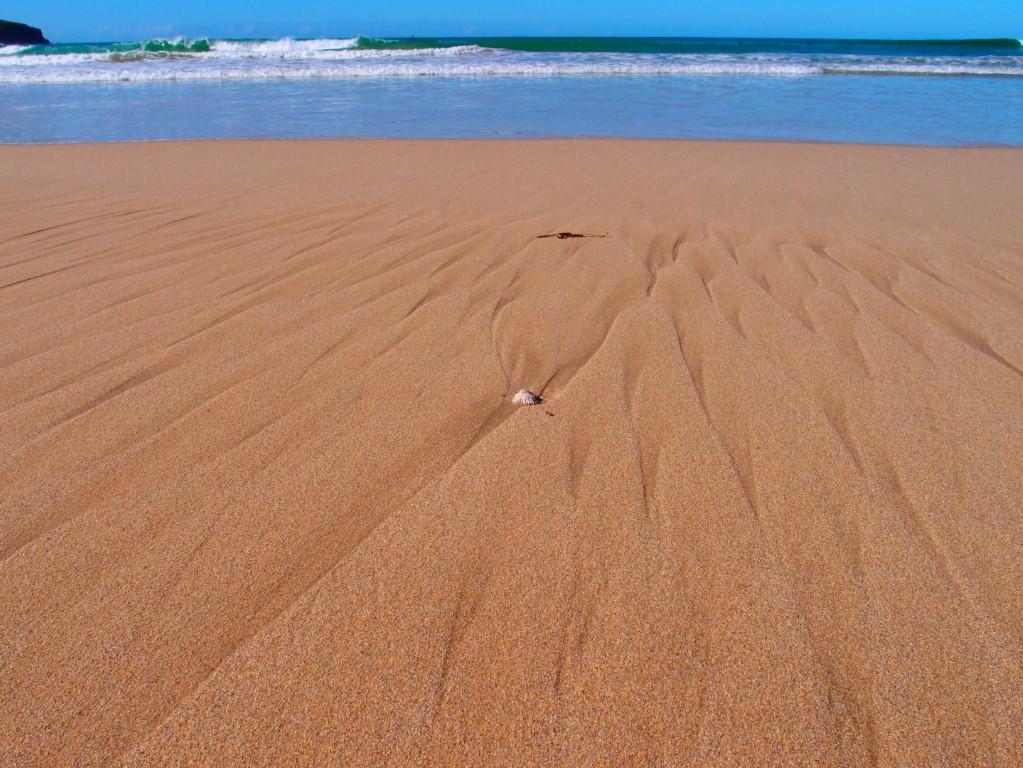 Killalea Beach Marks