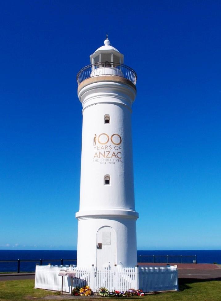 Kiama Blowhole ANZAC monument
