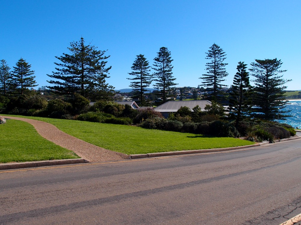 Kiama Blowhole Cabins Accommodation Location stay and ejony the views