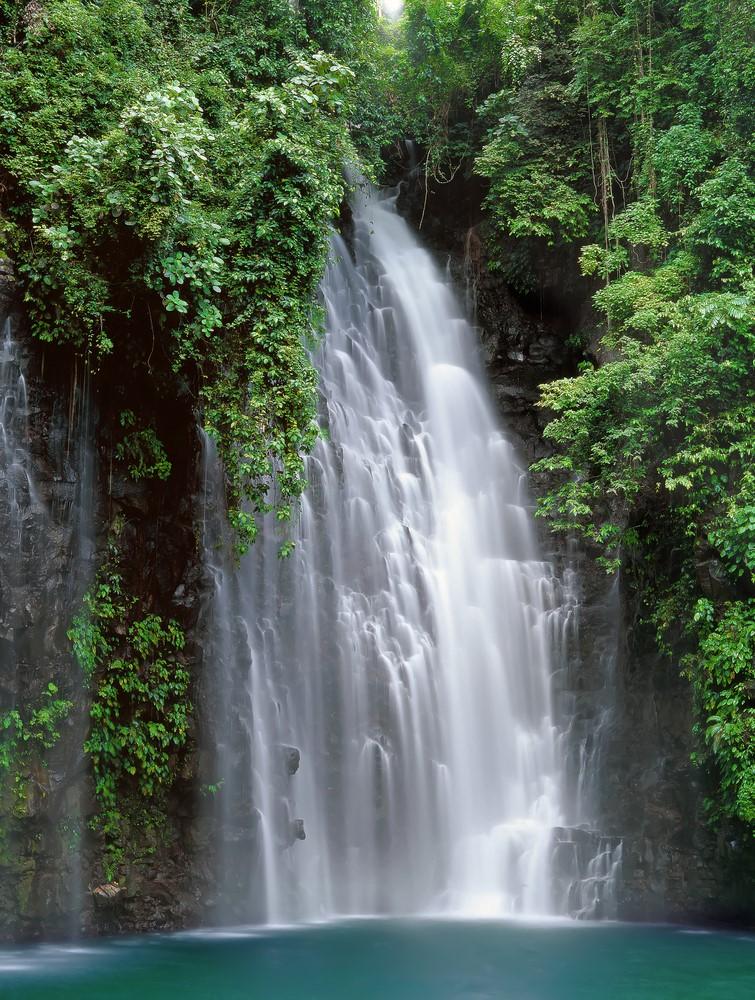 Tinago Falls Iligan Philippines