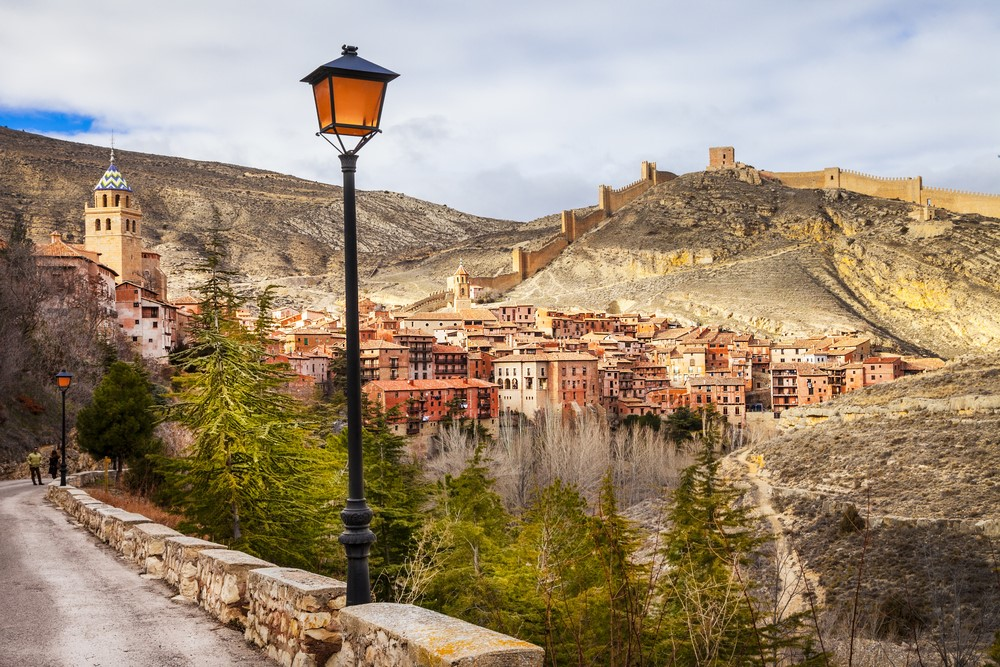 Albarracín Spain