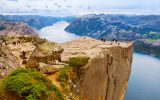 Most Stunning Places - Preikestolen