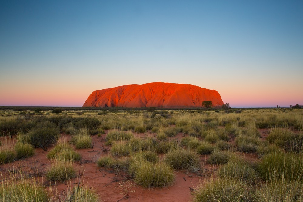 Most Stunning Places -Uluru