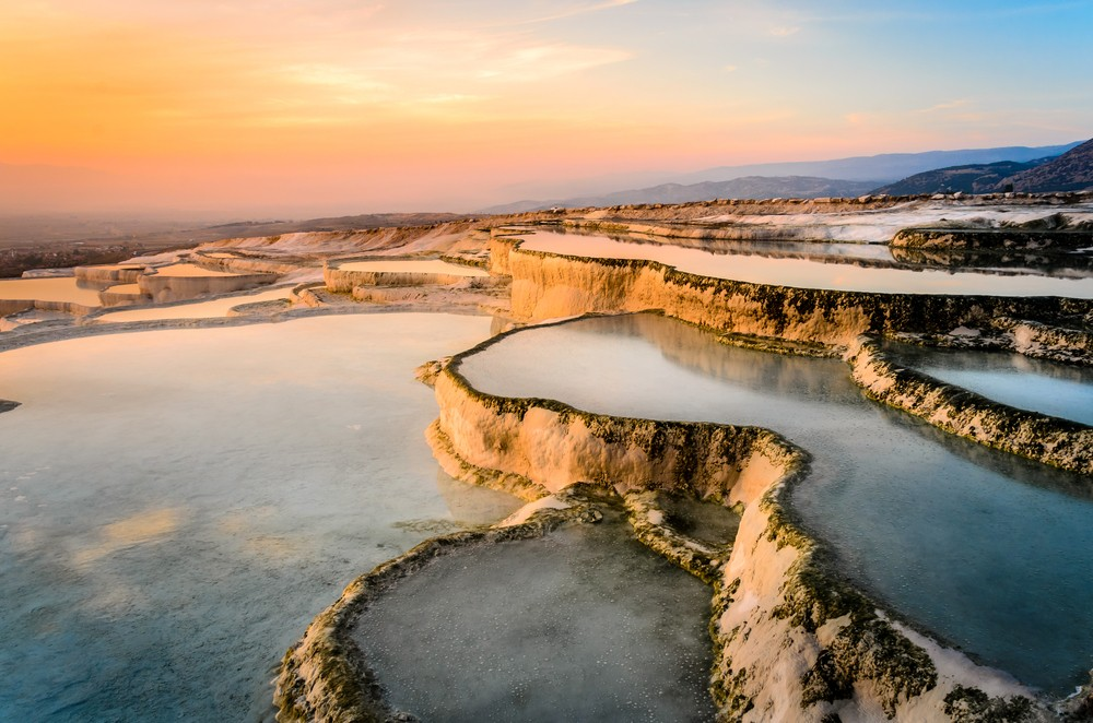 Most Stunning Places - Pamukkale