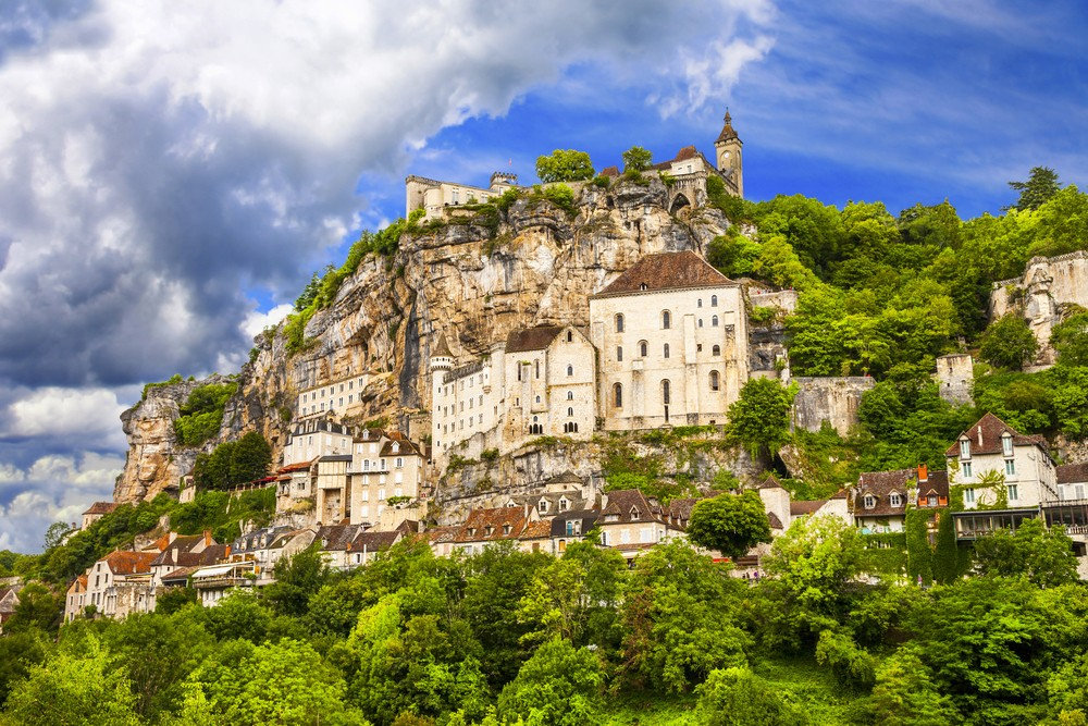 Fairy Tale Villages -Rocamadour