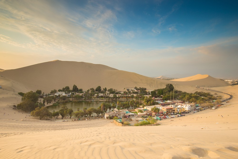 Fairy Tale Villages - Huacachina