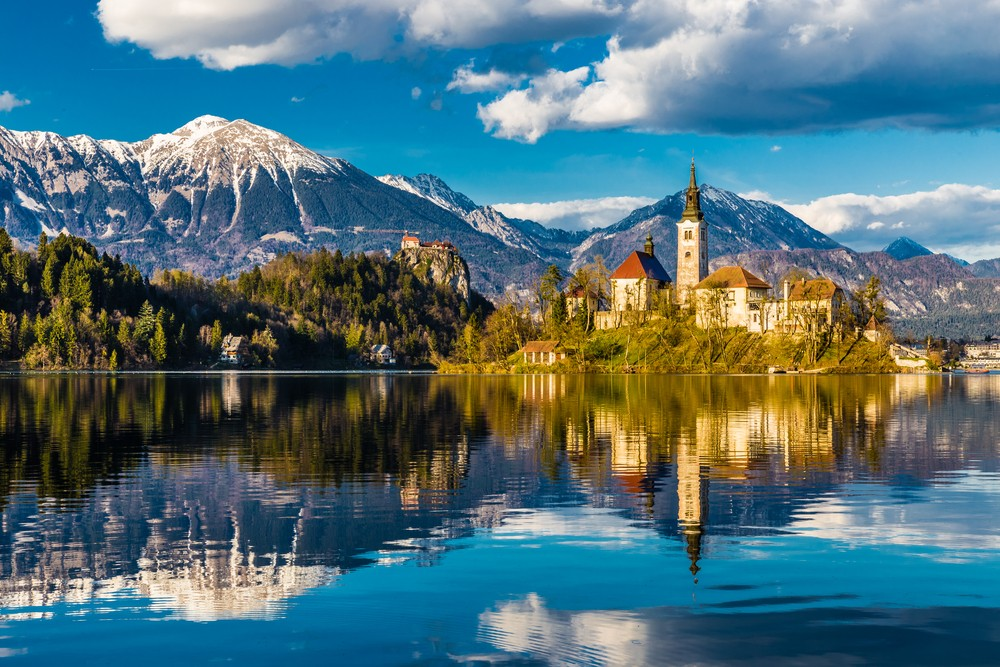 Fairy Tale Villages - Bled