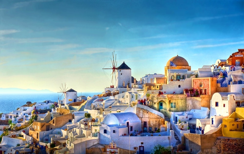Fairy Tale Villages - Oia, Greece