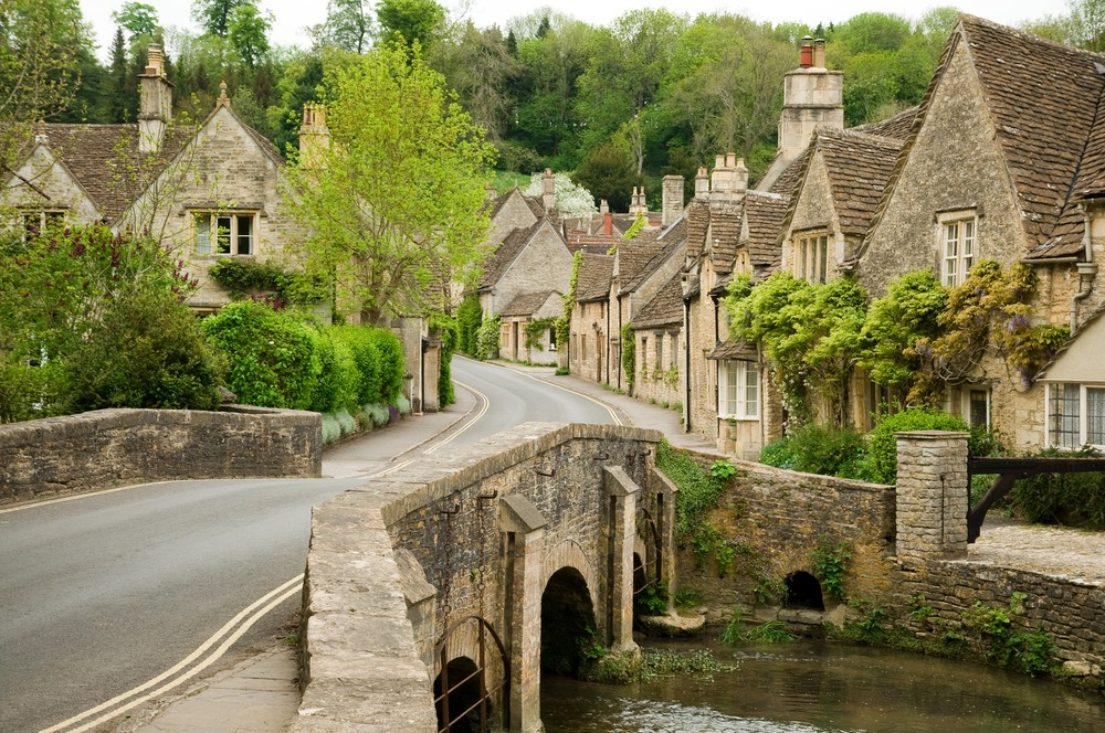 Fairy Tale Villages - Castle Combe