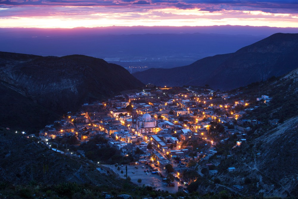 Fairy Tale Villages - Real de Catorce