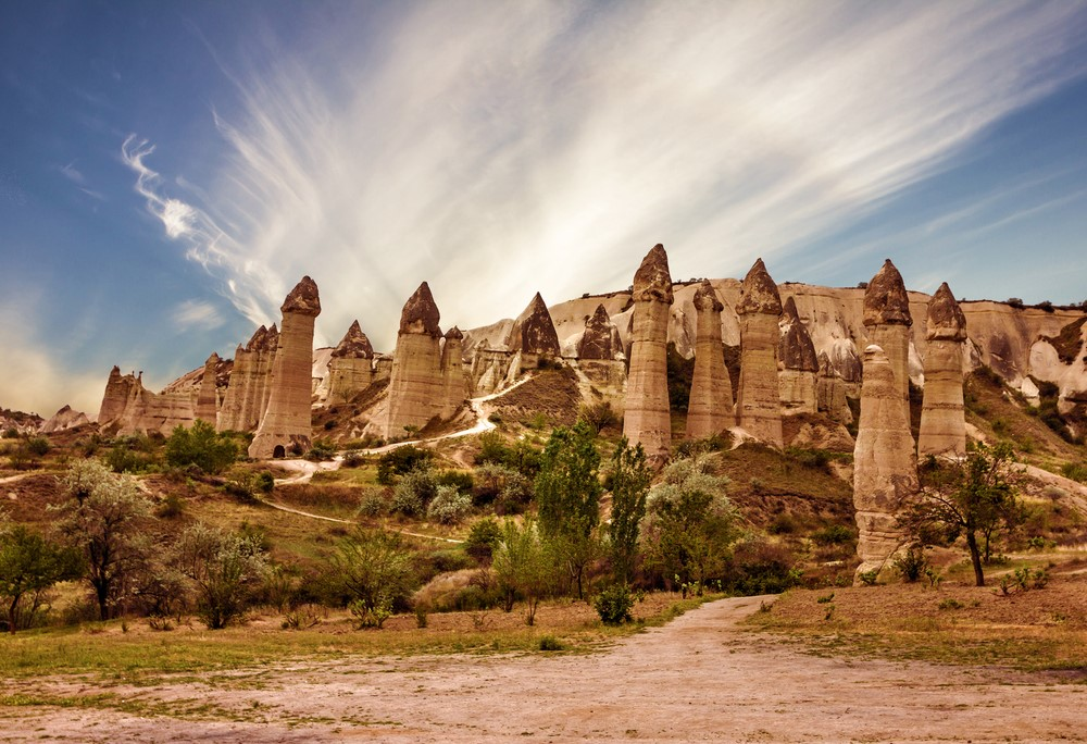 National Park Goreme Turkey