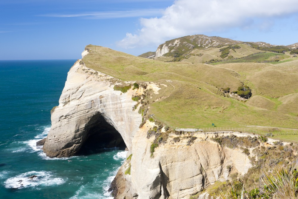 Best Time of Year to Go to New Zealand - Cape Farewell