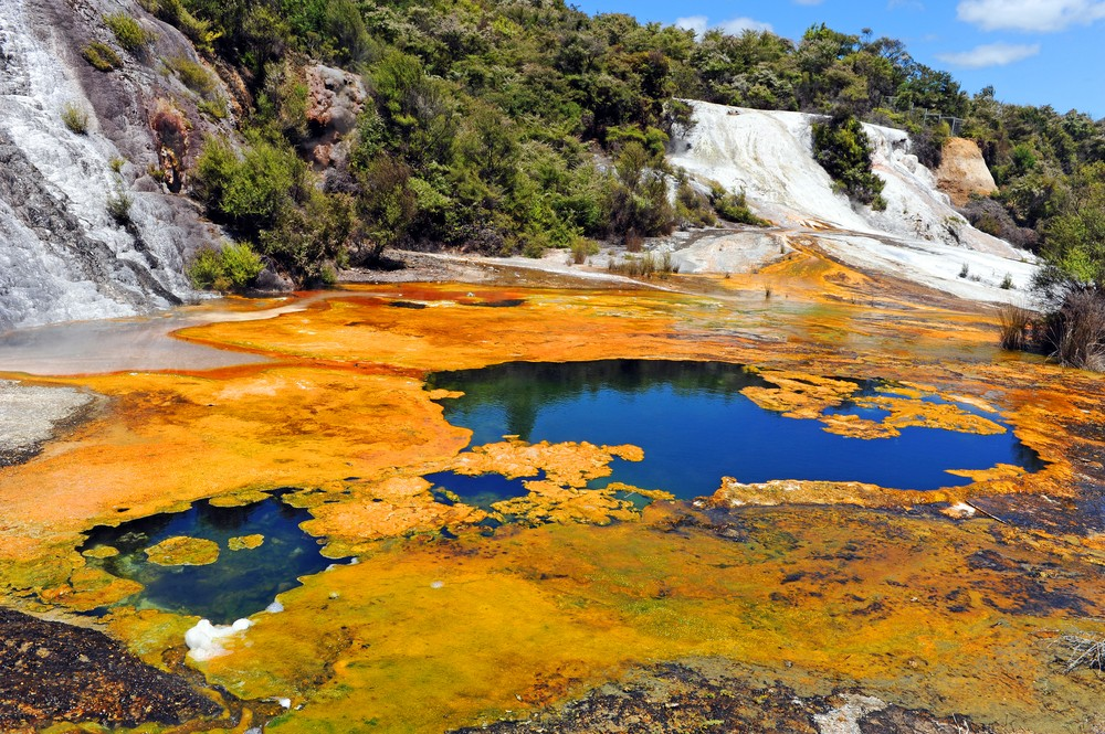 Best Time of Year to Go to New Zealand - Orakei Korako