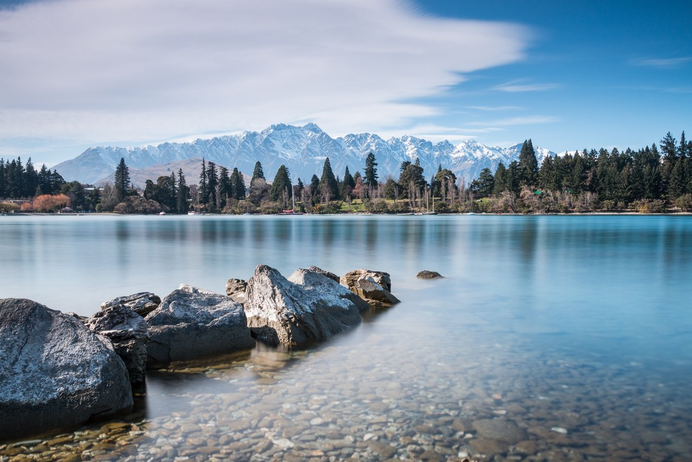 Best Time of Year to Go to New Zealand - The Remarkables