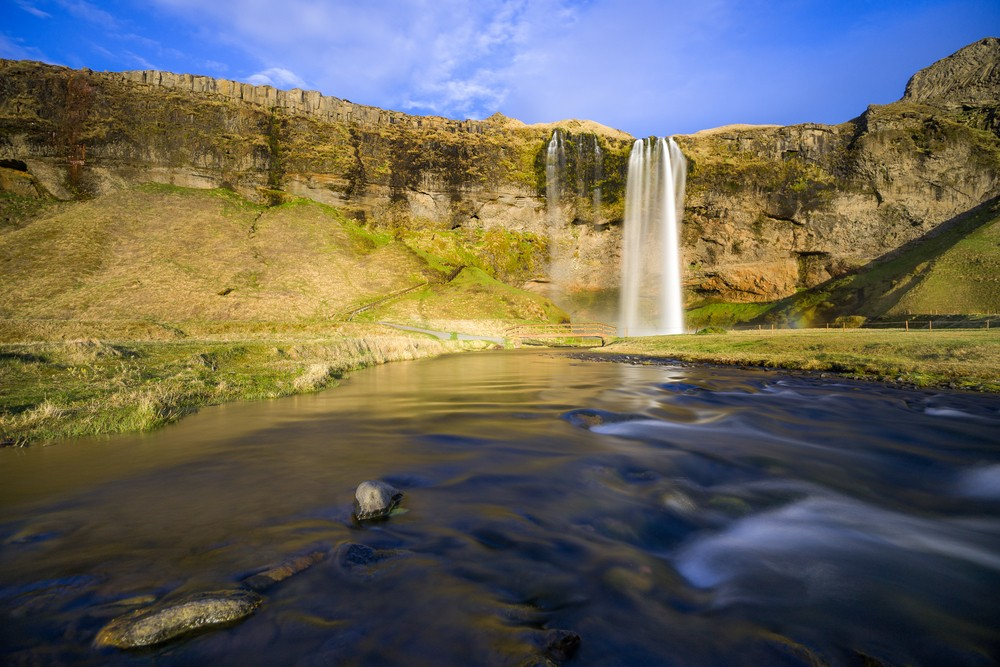 When is the Best Time to Visit Iceland - Seljalandsfoss