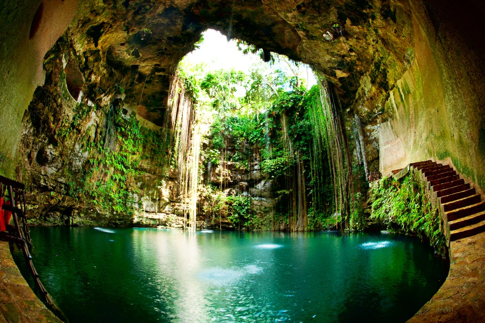 Cancun - Swim in the Cenotes