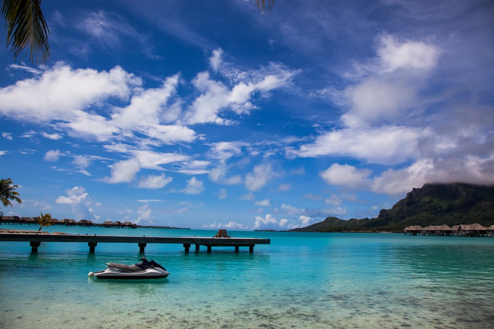 What to do in Bora Bora Jet Ski