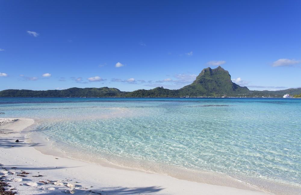 What to do in Bora Bora Motu Tapu