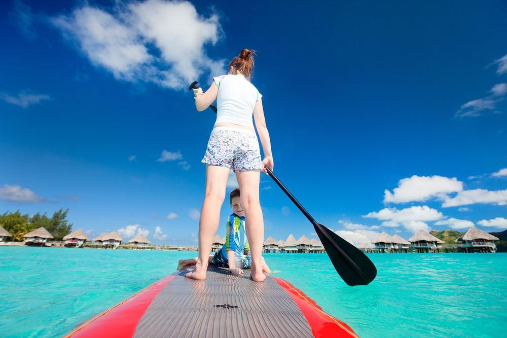 What to do in Bora Bora Paddle Board