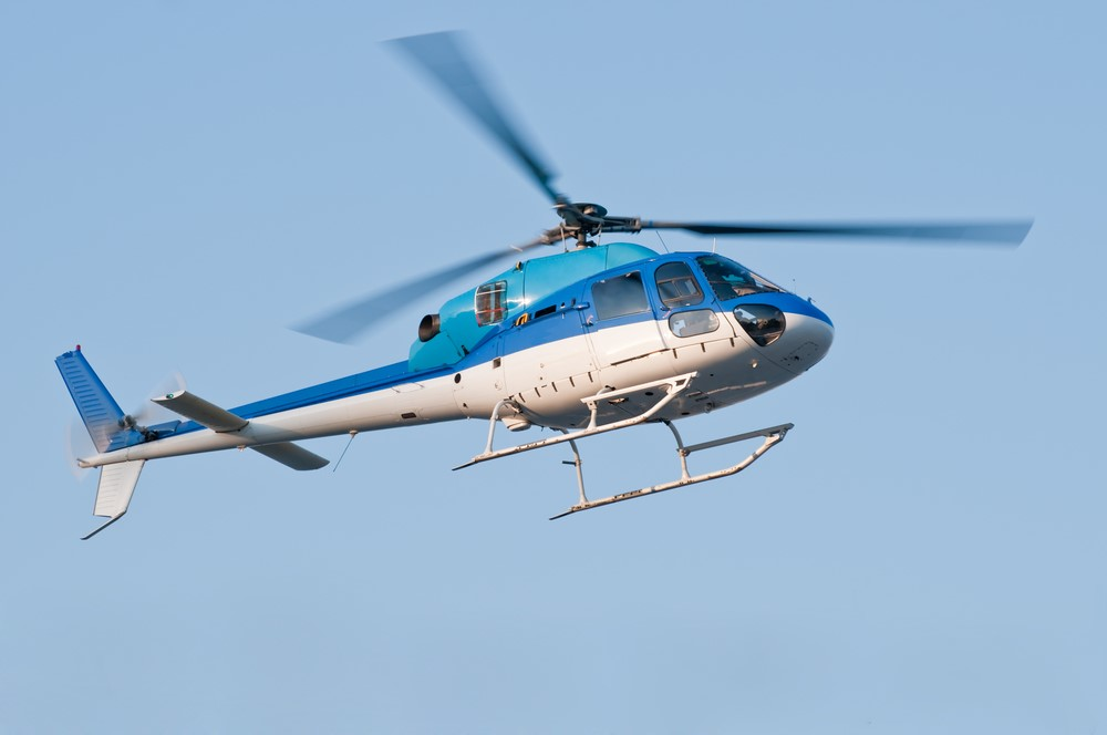 What to do in Bora Bora Helicopter tours