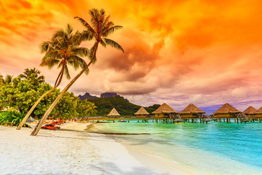 Bora Bora facts - feature image
