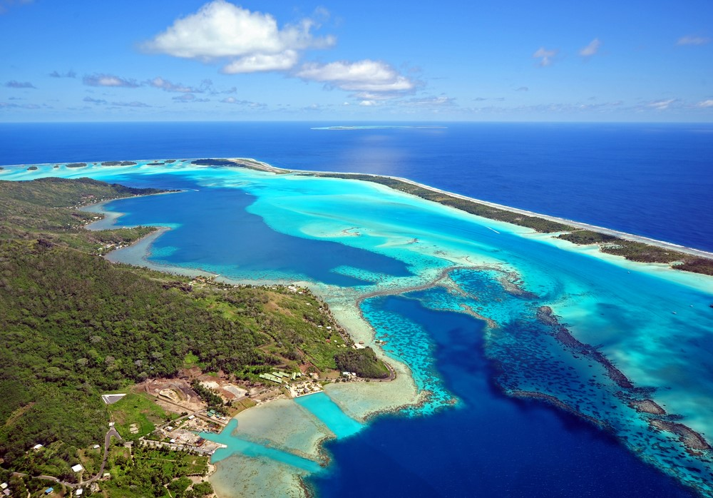 Bora Bora facts Bora Bora view