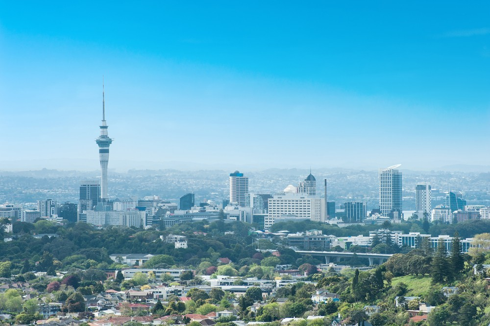 Best Place to Live in New Zealand - Auckland