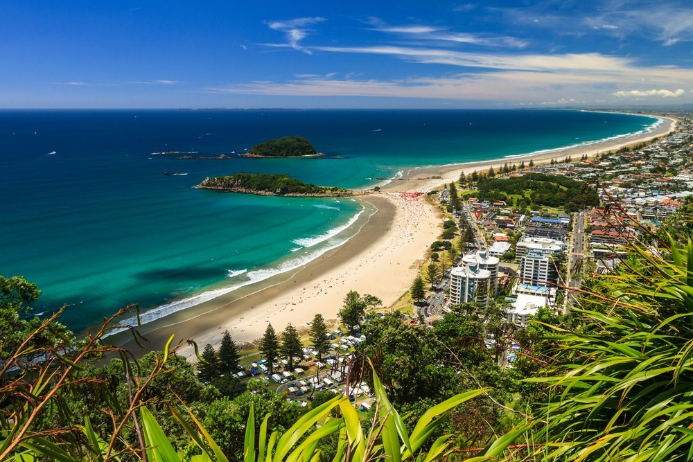 Best Place to Live in New Zealand - Tauranga