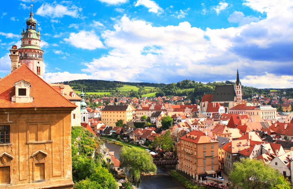 Cheapest Cities in Europe - Cesky Krumlov