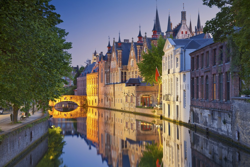 Cheapest Cities in Europe - Bruges